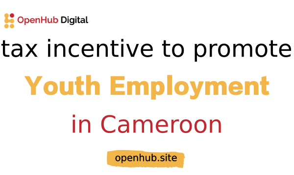 youth unemployment in Cameroon