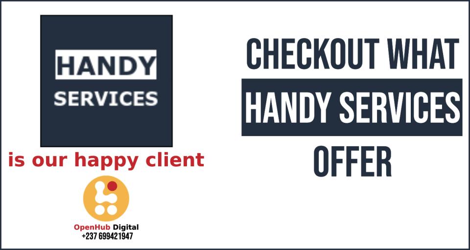 Handy Services