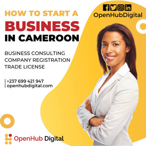 limited liability company registration in Cameroon