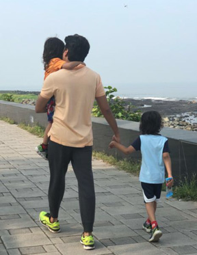 Riteish Deshmukh Good Dad