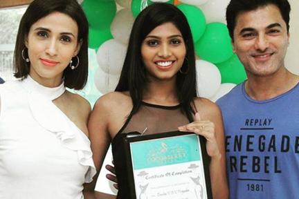 Sneha Pragada Miss India Pageant