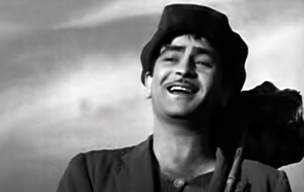 Bollywood Stars Raj Kapoor