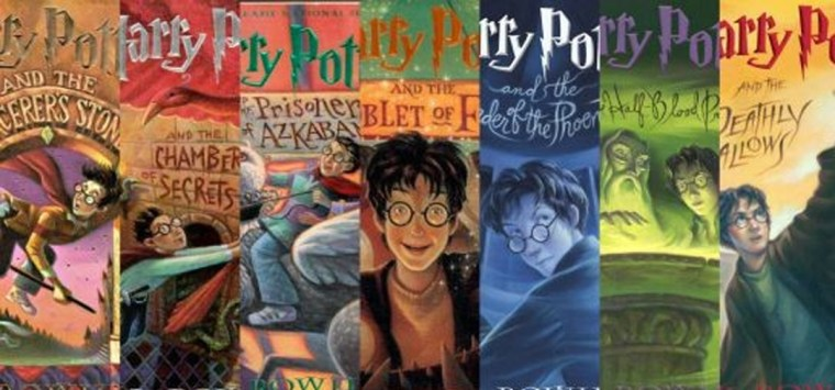 Harry Potter Series Book Review