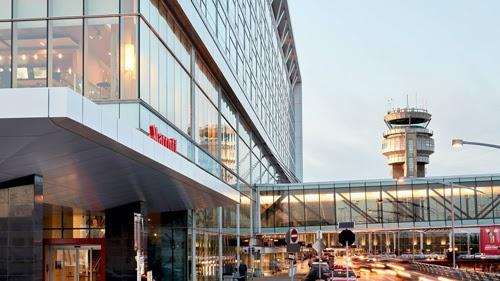 Montreal Airport Marriott In-Terminal