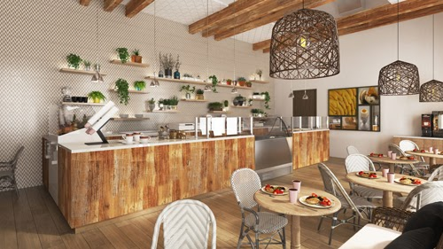 The new Heart & Sol restaurant at the Sandals Royal Barbados South Seas Hideaway.