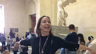 Nina Slawek, President, Open Jaw.