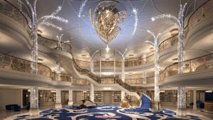 Disney Wish - Grand Hall