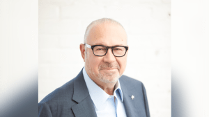 Transat President and CEO Jean-Marc Eustache