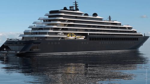 Ritz-Carlton Yacht Collection's Evrima