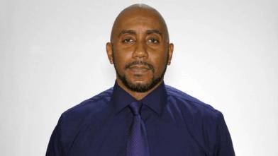 Glen Beache, CEO of the Grenadines Tourism Authority.