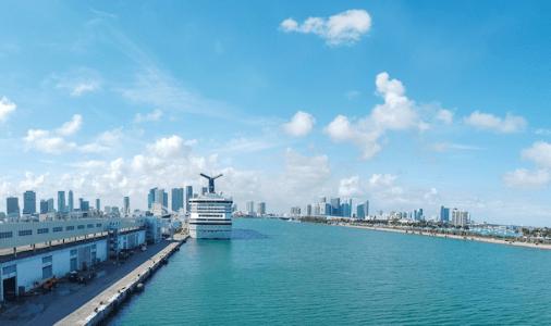 Cruise Ship Port Miami