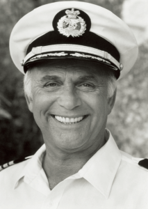 Princess Cruises Ambassador Gavin MacLeod