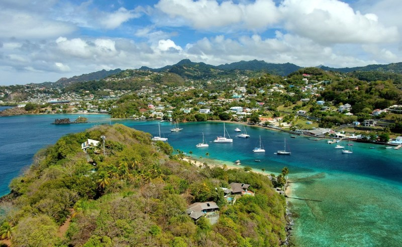 Young Island, St. Vincent