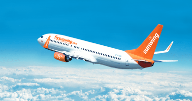 Sunwing Returns to Windsor with Flights to Cuba