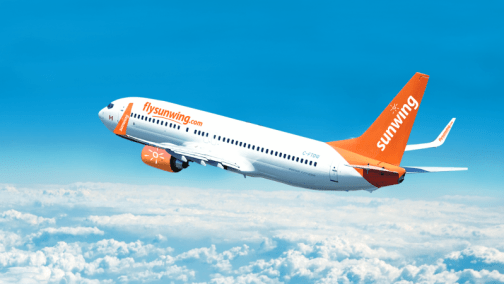 Sunwing Returns to Waterloo with Flights to Cancun