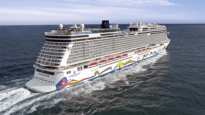 Norwegian's Newest Innovative Ship, Norwegian Encore