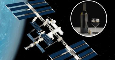 Space Wine