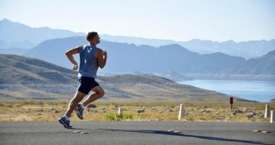 marathon runner pandemic boom