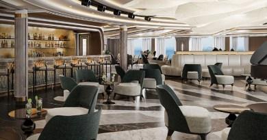 Observation Lounge of Regent Seven Seas Grandeur