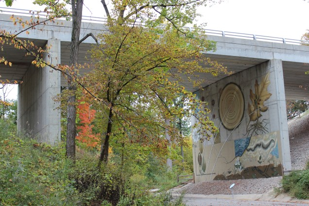 Overpass Mural