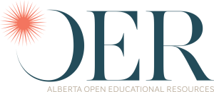 Campus Alberta OER Initiative logo