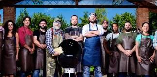i re della griglia dmax chef rubio