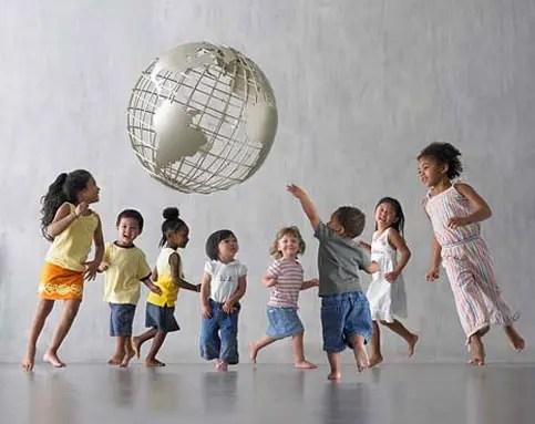 Bambini mondo