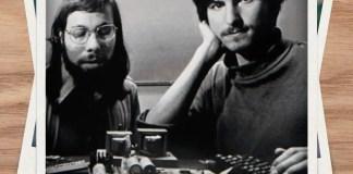 1 aprile 1976, e tre giovani americani, Steve Jobs, Steve Wozniak e Ronald Wayne, fondano a Cupertino, nella Silicon Valley, la Apple Computer Company