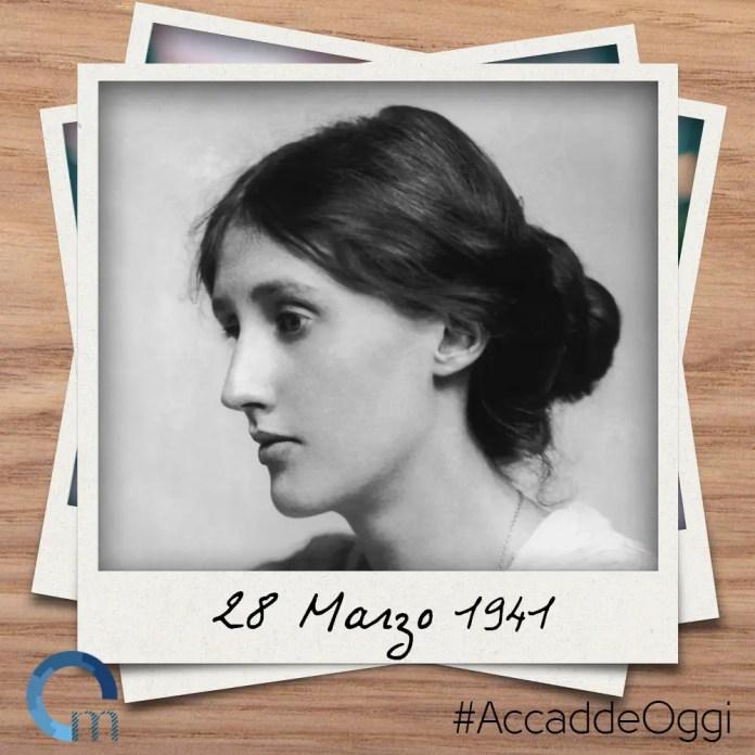 Il 28 marzo 1941 muore Virginia Woolf: si toglie la vita annagandosi in un fiume, all'età di 59 anni