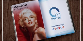 1 giugno 1926: nasce Marilyn Monroe