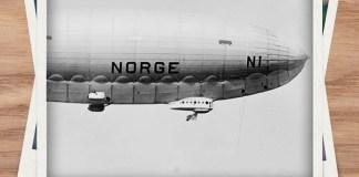 14 maggio 1926: la trasvolata transArtica del Norge