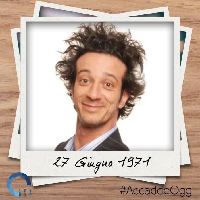 27 maggio 1971: Nasce Salvatore Ficarra