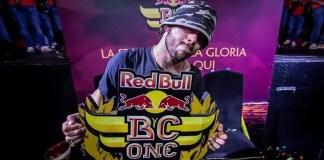 Daga vince il Red Bull BC ONE