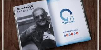 4 giugno 2004: muore Nino Manfredi