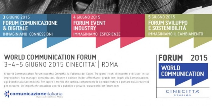 Il cinema al World Communication Forum