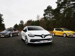 Renault presenta la Clio R.S. 220 EDC Trophy