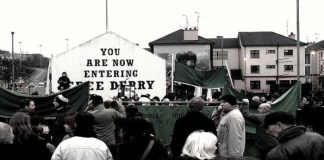 Bloody Sunday Derry