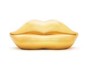 gufram bocca oro