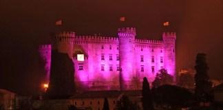 Rosa di sera Castello Odescalchi Bracciano