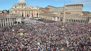 la canonizzazione