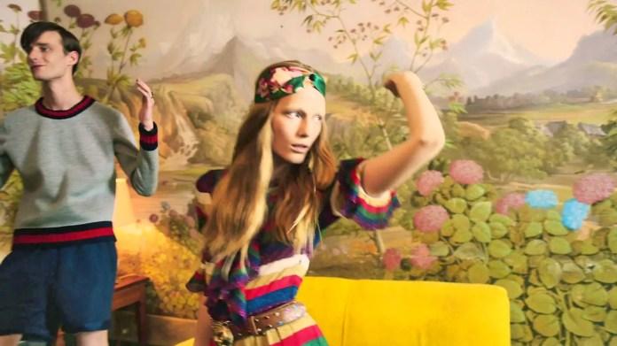 Gucci, modelli troppo magri nel nuovo spot