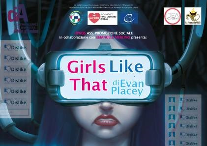 Girls like that, denuncia e riscossa a teatro