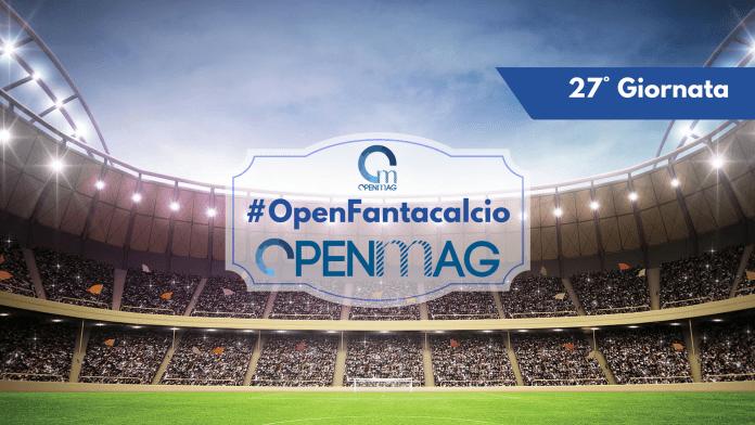 Open fantacalcio 27 giornat