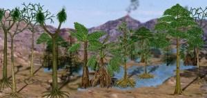 foresta del Carbonifero
