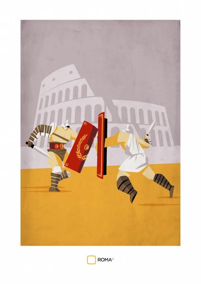Roma ID, illustratori in campo per rilanciare la Capitale