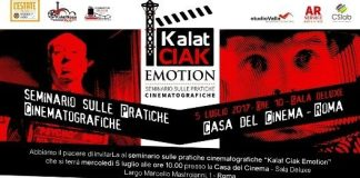 """Kalat Ciak Emotion"", è nuovo slancio al cinema italiano"