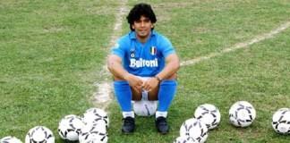 Messi o CR7? Che domande: Maradona!