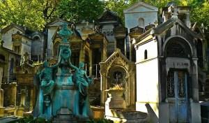 cimitero di Pere-Lachaise