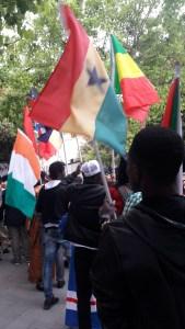 parata africa day