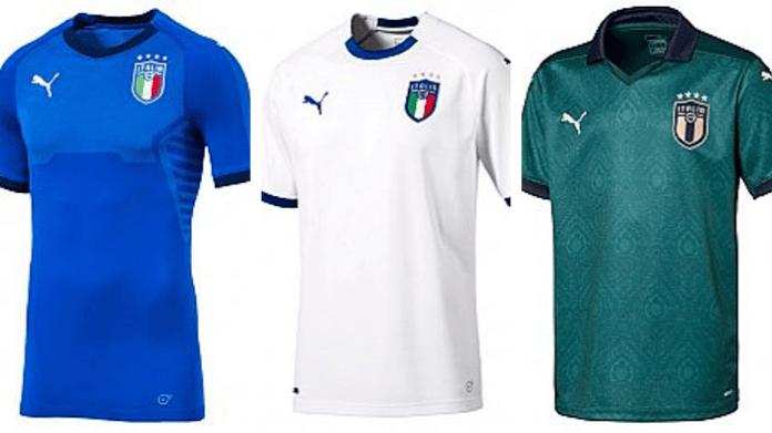 "Nazionale: terza maglia, da ""verde speranza"" a ""verde rabbia"""
